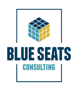 Blue Seats Consulting Logo